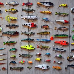 Get to know additional about Bass Fishing Lures